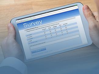 Online Filter Survey